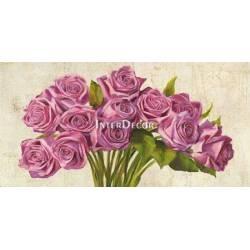 Růžové růže 2
