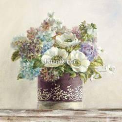 Květy  v nádobě 1