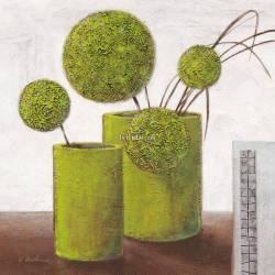 Zelené koule