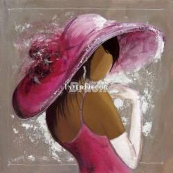 Žena s kloboukem 2