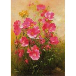Luční květy
