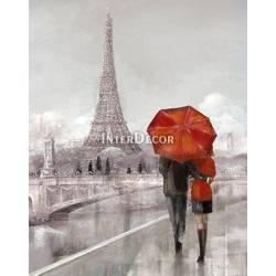 Milenci v paříži