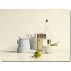 Obraz s nádobím