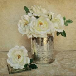 Zátiší s růžemi 1