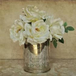 Zátiší s růžemi 3