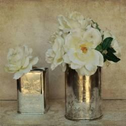 Zátiší s růžemi 4
