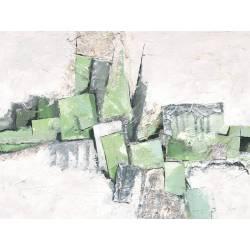Zelený abstrakt