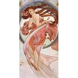 La danse - Alphonse Mucha