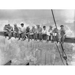 Dělníci na traverze