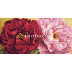 Květy pivoně
