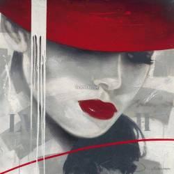Žena v kloboku 2