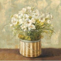 Květy  v nádobě 3