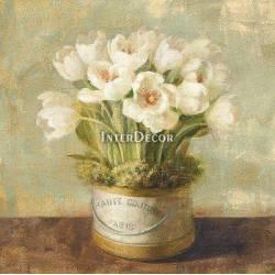 Květy  v nádobě 4