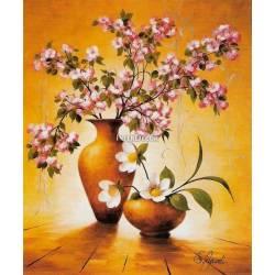 Květy ve váze