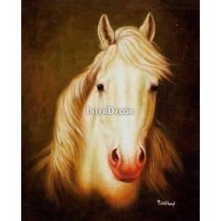 Bílý kůn
