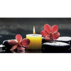 Kameny se svíčkou