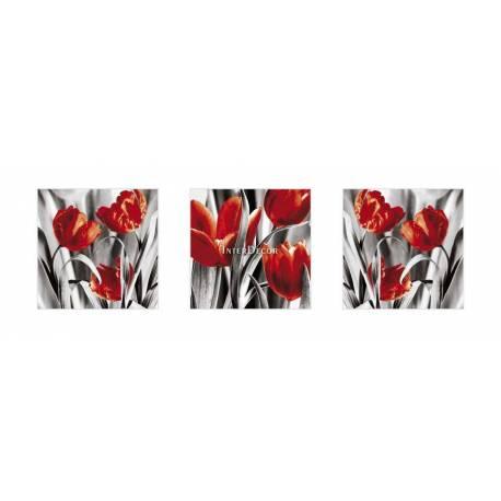 Čérvené tulipány