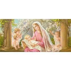 Obraz Panna Maria s Ježíškem