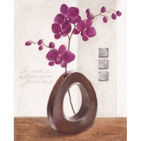 Orchidej ve váze