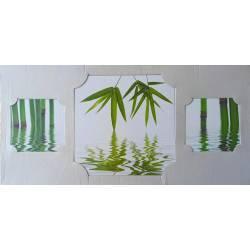 Zelený bambus