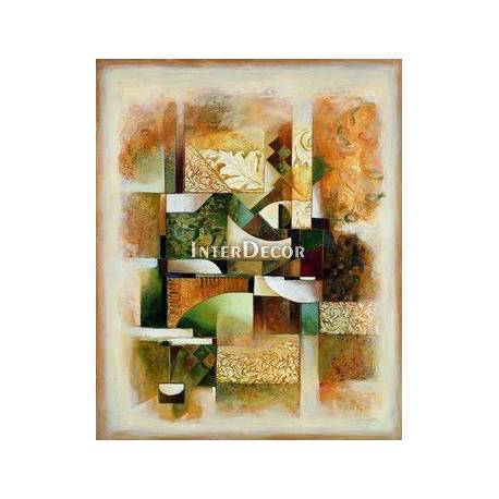 Obraz abstraktní