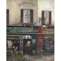 Obraz Restaurace 2